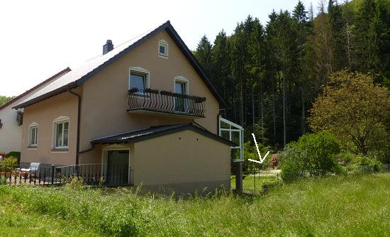 competitive price 8943a e144c Heute mal kein Vorgarten des Tages, sondern ein Garten bzw. ein Rasenstück  hinter dem Haus: